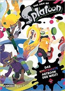 [Artbook] The Art of Splatoon