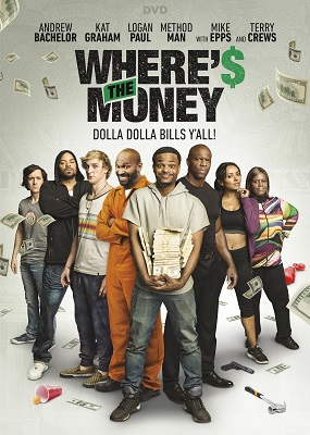 Where's The Money (2017) mkv HD 720p WEBDL ITA ENG Subs