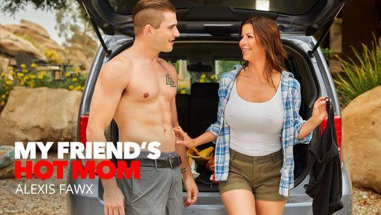 MyFriendsHotMom – Alexis Fawx – Mrs. Culver thanks son's friend by fucking him