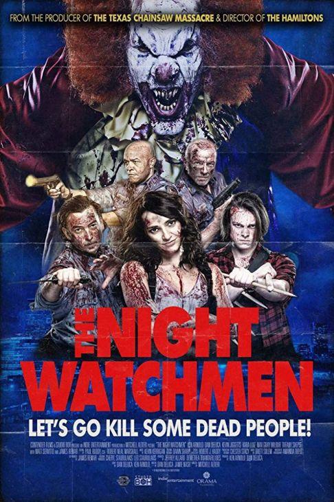 Nocni Strażnicy / The Night Watchmen (2017)  PL.BDRip.Xvid-KiT / Lektor PL