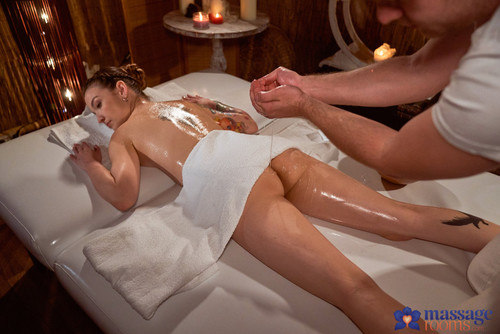 [Massagerooms] Kylie Nymphette – (British nymph drains big cock dry)
