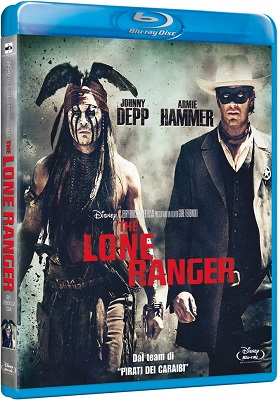 The Lone Ranger (2013).avi BDRiP XviD AC3 - iTA